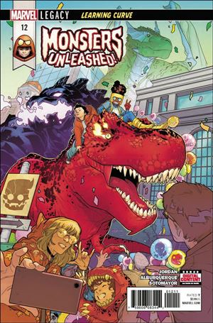 Monsters Unleashed (2017/06) 12-A