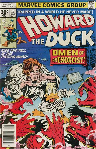 Howard the Duck (1976) 13-A by Marvel