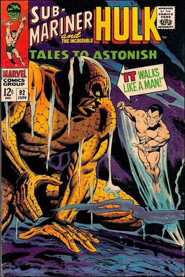 Tales to Astonish (1959) 92-A by Marvel