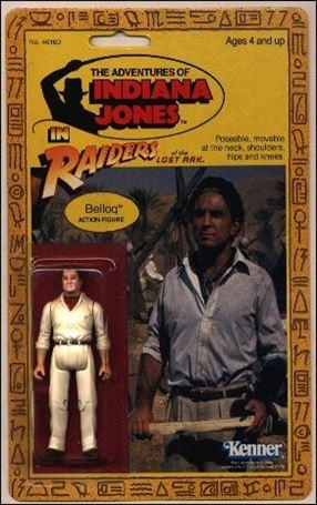 Adventures of Indiana Jones Belloq