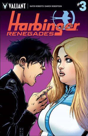 Harbinger: Renegade 3-A