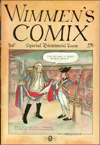 Wimmen's Comix 6-A by Last Gasp