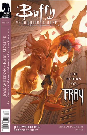 Buffy the Vampire Slayer Season Eight 16-A by Dark Horse