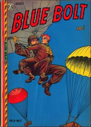 Blue Bolt (1947) 3-A by Premium