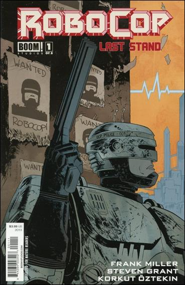 Robocop: Last Stand 1-A by Boom! Studios