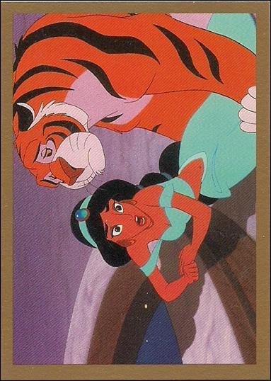 Aladdin (Base Set) 26-A by SkyBox
