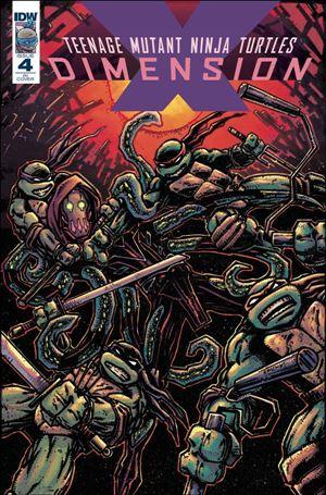 Teenage Mutant Ninja Turtles: Dimension X 4-C