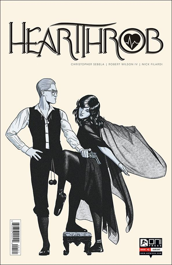 Heartthrob 1-B by Oni Press