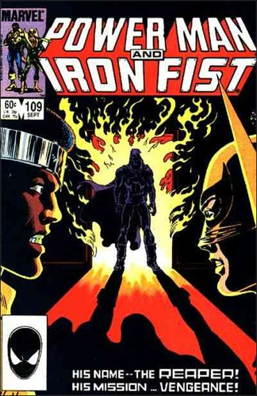 Power Man and Iron Fist (1978) 109-A by Marvel