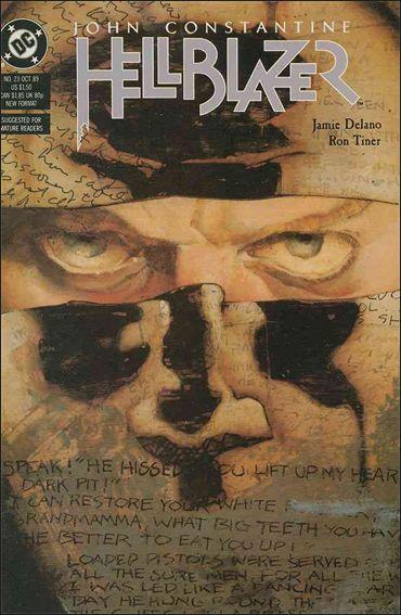 Hellblazer (1988) 23-A by Vertigo