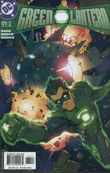 Green Lantern (1990) 171-A by DC