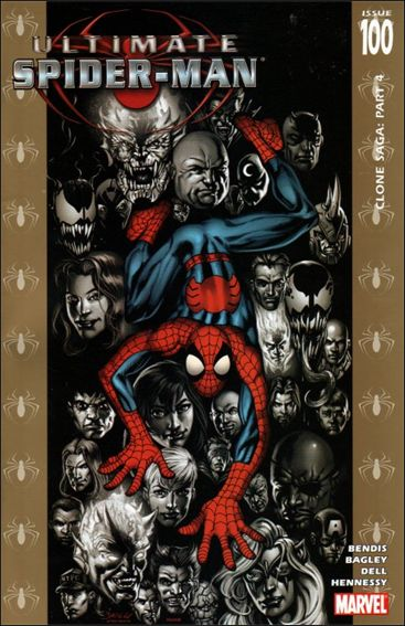 Ultimate Spider-Man (2000) 100-B by Marvel