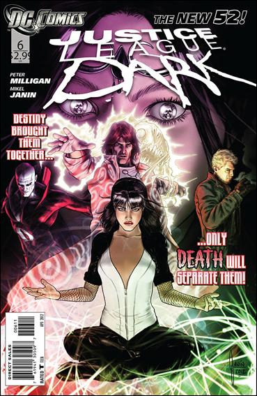 Justice League Dark 6-A by DC