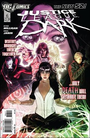 Justice League Dark 6-A