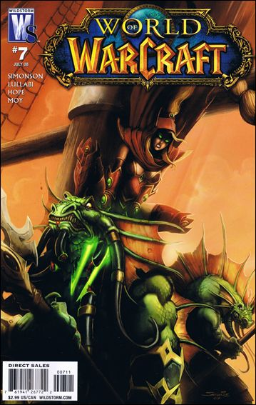 World of Warcraft 7-B by WildStorm