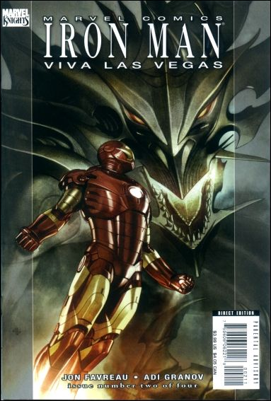 Iron Man: Viva Las Vegas 2-A by Marvel