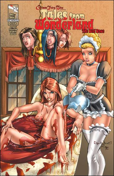 Tales from Wonderland: The Red Rose 1-A by Zenescope Entertainment