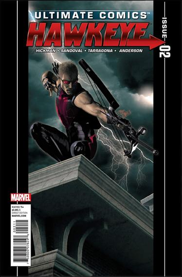 Ultimate Hawkeye 2-A by Marvel