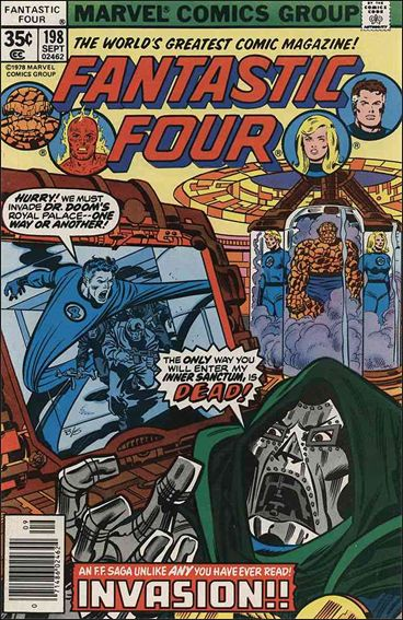 Fantastic Four (1961) 198-A by Marvel