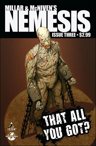 Millar & McNiven's Nemesis 3-A by Icon