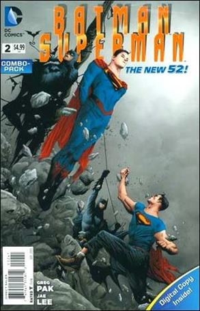 Batman/Superman 2-B