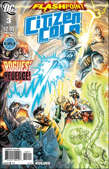 Flashpoint: Citizen Cold 3-A by DC