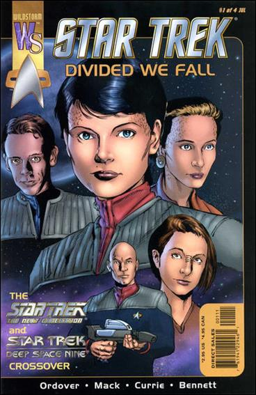 Star Trek: Divided We Fall 1-A by WildStorm