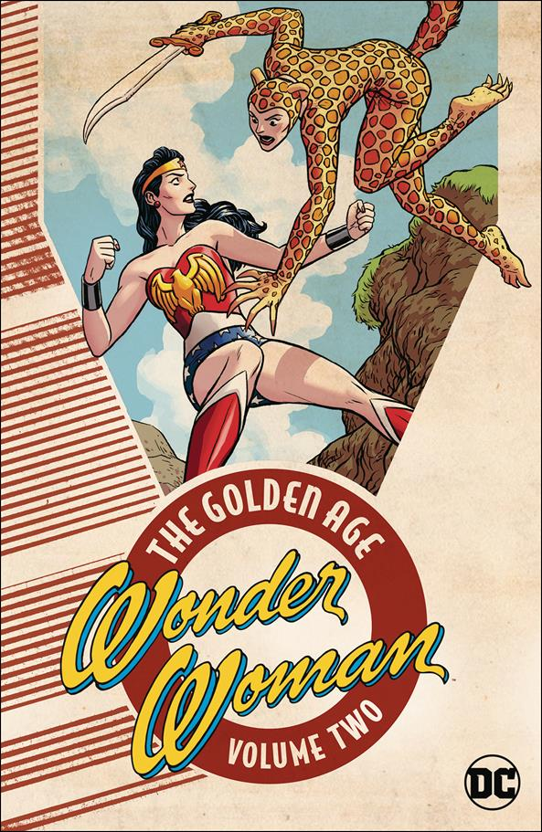 Wonder Woman: The Golden Age 2-A by DC