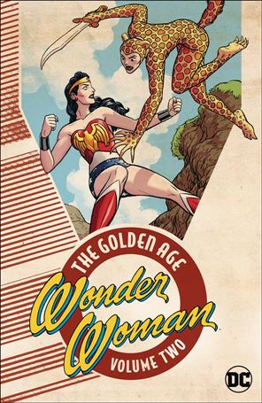 Wonder Woman: The Golden Age 2-A