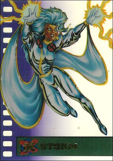 1995 Fleer Ultra X-Men (Suspended Animation Subset) 9-A by Fleer