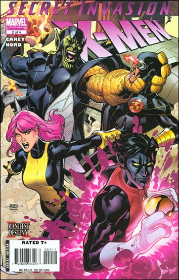 Secret Invasion: X-Men 2-A by Marvel