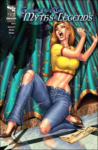 Grimm Fairy Tales Myths & Legends 13-A by Zenescope Entertainment