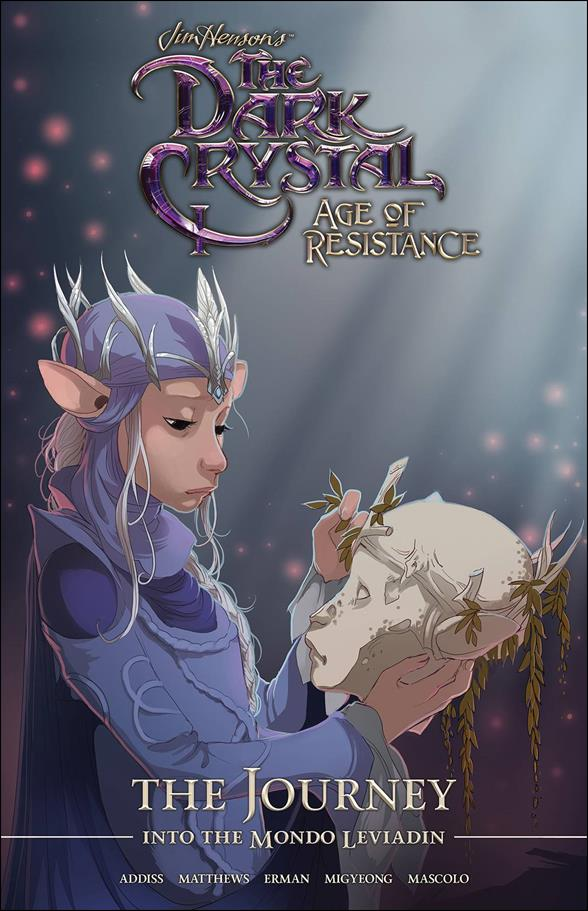 Jim Henson's The Dark Crystal: Age of Resistance - The Journey Into the Mondo Leviaden nn-A by Archaia