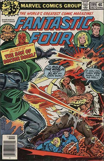 Fantastic Four (1961) 199-A by Marvel