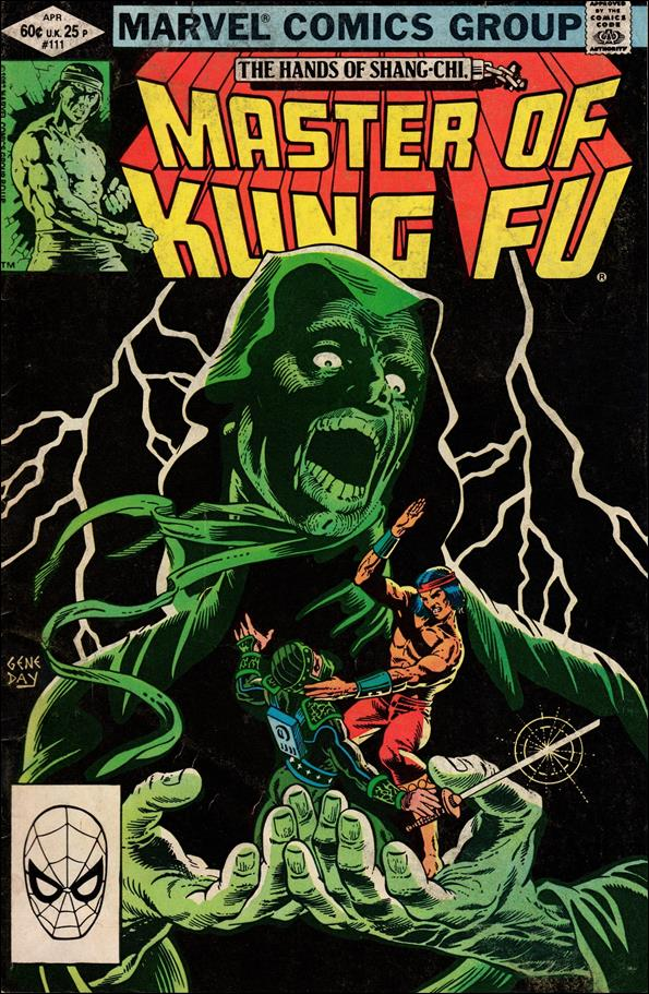 Master of Kung Fu 111-A by Marvel