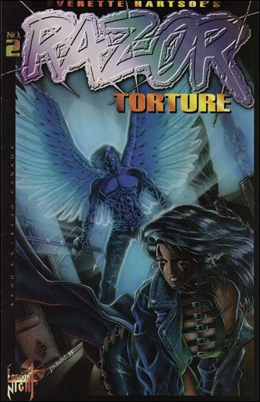 Razor: Torture 2-A by London Night