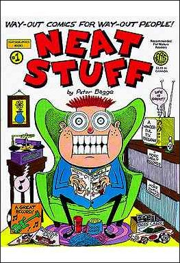 Neat Stuff 1-A by Fantagraphics