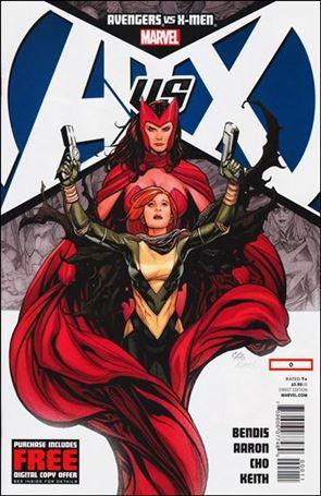 Avengers vs X-Men 0-A