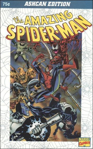 Amazing Spider-Man Ashcan nn-A by Marvel
