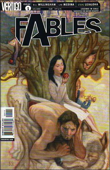 Fables 1-A by Vertigo