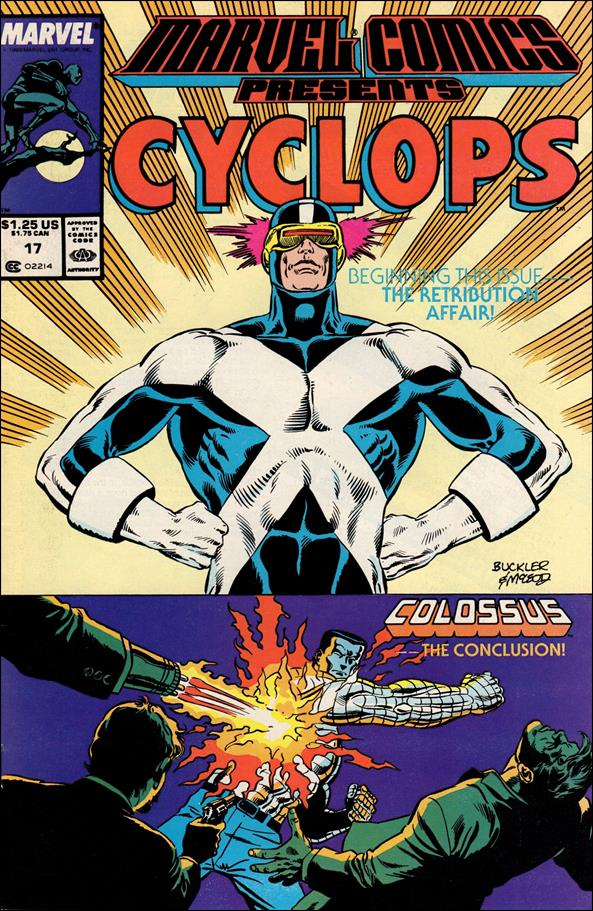 Marvel Comics Presents (1988) 17-A by Marvel