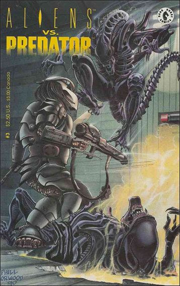 Aliens vs Predator 3-A by Dark Horse