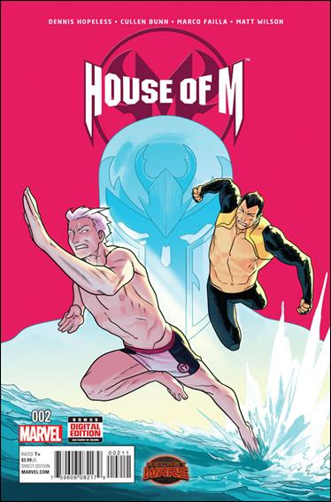 House of M (2015) 2-A by Marvel
