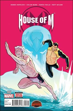 House of M (2015) 2-A