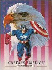 1992 Marvel Masterpieces (Promo) nn1-A by SkyBox