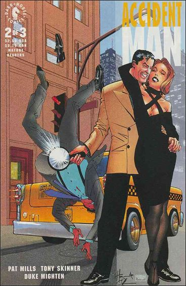 Accident Man 2-A by Dark Horse