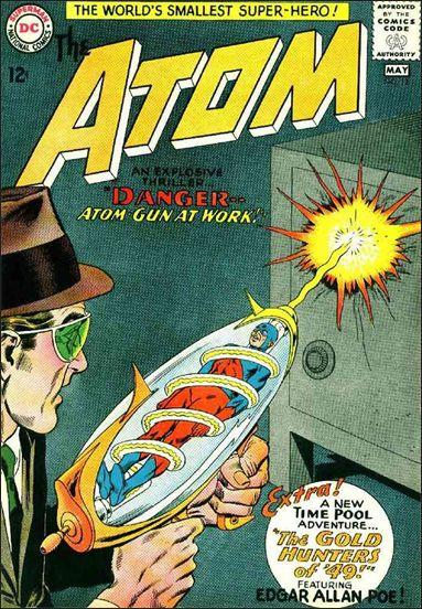 Atom 12-A by DC