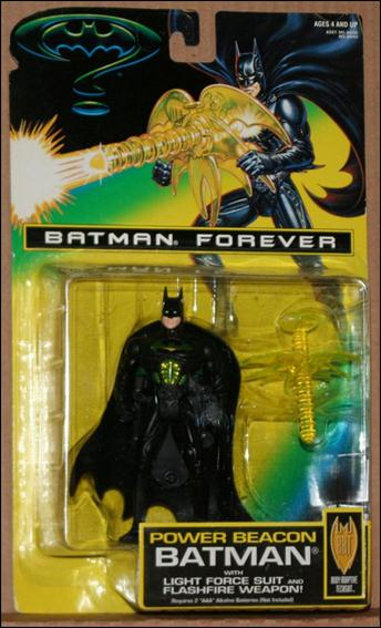 Batman Forever Power Beacon Batman by Kenner