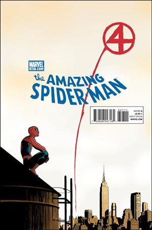 Amazing Spider-Man (1963) 657-A