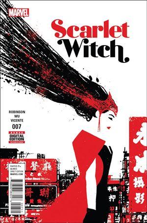 Scarlet Witch (2016) 7-A